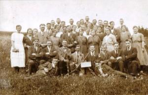 Historie ab 1919