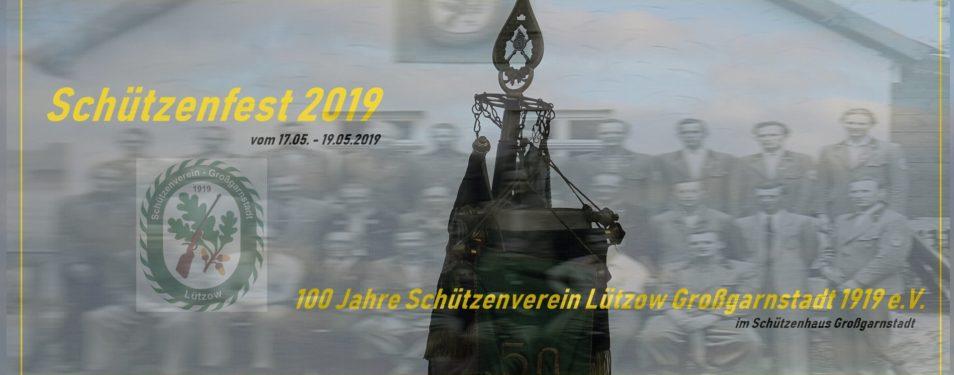 Jubiläums Schützenfest 2019